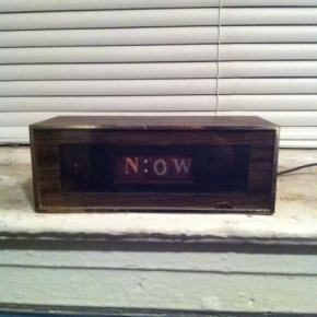 NOW AND ZEN: Existential Clocks